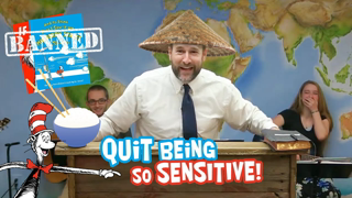 Quit being so SENSITIVE! (Dr. Seuss Books, Racist Imagery, Banned Books)