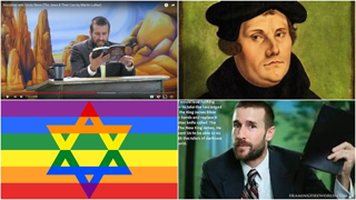 Storytime with Uncle Steve (The Jews & Their Lies by Martin Luther)