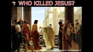 do not let the Jews deceive you about who killed jesus