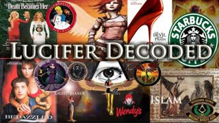 (Revised) Lucifer Decoded Part 1: Exposing Hellywood's Symbolism's Representing the Devil