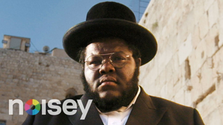 Look what we've gone and found ourselves - From Drugs and Guns to Orthodox Judaism - we got us a black jew.