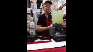 Costco Employee gets harassed for speaking out against Israel