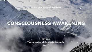 Psy Ops/ The corruption of the alternative media Part 2