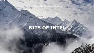 Bits Of Intel   Part 4