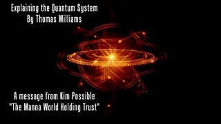AI-Quantum system/controlling the safety of Earth. Thomas Williams/ message from Kim possible
