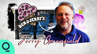 The Tasty Tale of Ben & Jerry's, As Told By Jerry