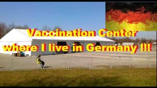 Vaccination Center where I live in Germany !!!