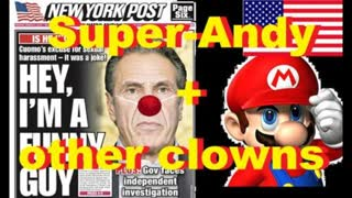Super-Andy + other clowns
