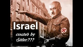 On The Accusation that Hitler Created Israel
