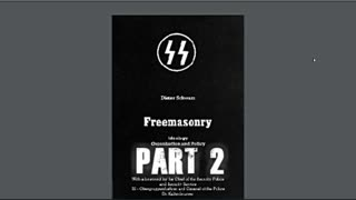 FREEMASONRY: IDEOLOGY, ORGANIZATION AND POLICY (A READING AND REVIEW) PART 2