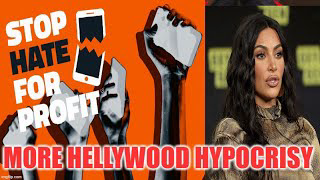 Stop Hate For Profit - Just More Hellywood Hypocrisy!