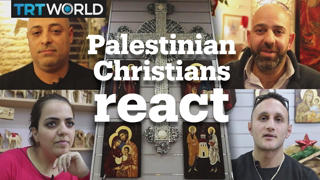 Palestinian Christians under Israeli occupation speak out