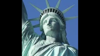 THE DEEP JUCEPTION OF THE STATUE OF LIBERTY NOW EXPOSED