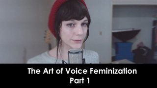 Upgrade Ur Jucepticon Radar Goys!!! #3 (No Surgery) The Art of Voice Feminization | Overview, Acoustic Resonance, and A Conceptual Framework