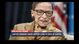 Justice Ginsburg: 1st Jewish Person To Lie In State at US Capitol