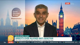 """Sadiq Khan: """"Our City Is The Most Diverse In The World"""""""