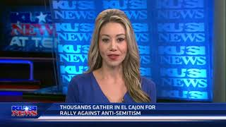 """Shield of David's """"We Are Israel"""" Rally Against Anti-Semitism"""