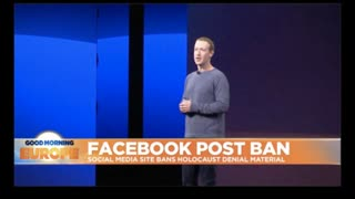 Facebook to Ban Posts About Holocaust Denial