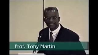 Jewish Slave Trade of Africans - Historical Account by Prof. Tony Martin