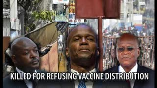 President of Haiti May Have Been Assassinated by the CIA for Refusing Vaccine Distribution