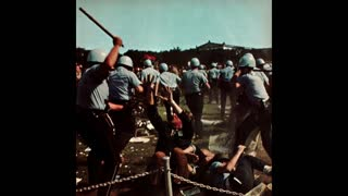 Negative XP - Cops Beating Down On Hippie Scum At The 1968 Democratic National Convention