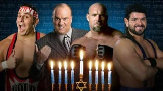 THE CREAM TEAM: JEWISH PEDOPHILE WWE CHAMPIONS AND THEIR VICTIMS