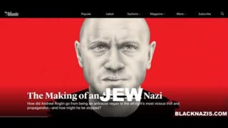 ANDREW ANGLIN AND THE DAILY STORMER EXPOSED AS A JEW OPERATION (RELEASED 2017)