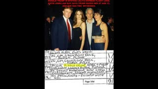 Iconoclast and Wolfs Lair Radio Discuss Ghislaine Maxwell and Donald Trump