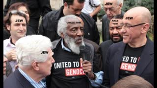 Dick Gregory Exposed As HIV-AIDS Jew Controlled Dis-info