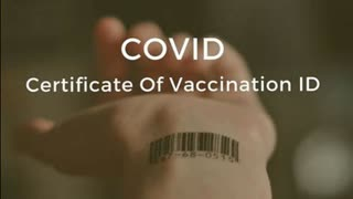 Certificate of Vaccination ID...We Told You It Was Coming