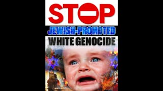 Stop White Genocide (Must See)