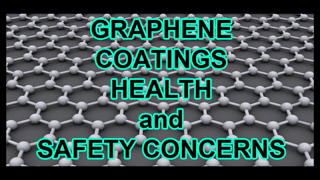 The Rise of Graphene in our coatings - What's in it, and how safe is it for you?  Take precautions!