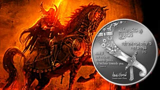 Abraham Accord Temple Coin Connected to RED HORSE OF REVELATIONS