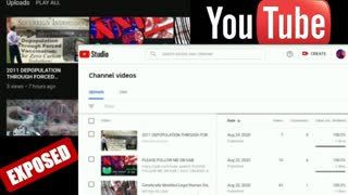100% PROOF YOUTUBE IS MESSING WITH VIEW #
