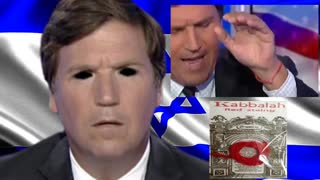 WARNING DO NOT TRUST TUCKER CARLSON OR ANY OTHER PERSON IN THE BLACK MIRROR (TELL LIE VISION)