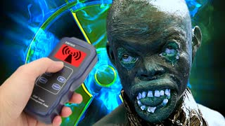 Who Needs a RFID Chip when the Vaccine turns you into a Human Modem