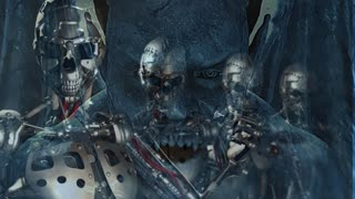 AI CONTROLLED ROBOTS = DEMON CONTROLLED ROBOTS
