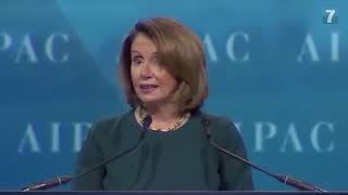 """Nancy Pelosi: """"My father was a Shabbos Goy and he spoke Yiddish."""""""
