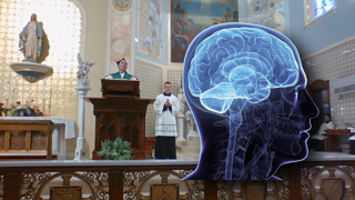 Massachusetts Catholic Priest's Sermon Calls Out BS-19 and the Communists Behind it: God Gave Us A Brain, Let Us Use It