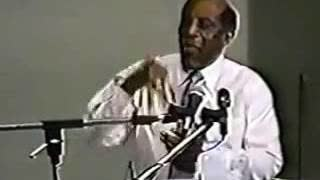 Dr Marcus Garvey Jr  discusses Jewish merchants in the slave trade