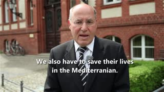 German politician Gregor Gysi calls native Germans 'Nazis' and their extinction 'fortunate'