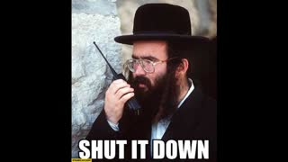 How 'They' shut us down, the Jew Panic Button.