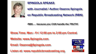 Deanna Spingola And Dr Lorraine Day - Noahide Laws And The New World Order