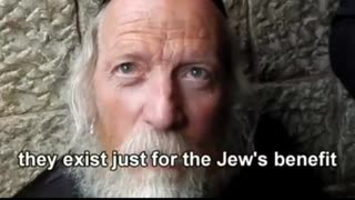 """Straight From the HORSE'S Mouth: """"Non-Jews (Goyim) Exist Only to Serve The Jew"""""""