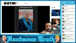 Handsome Truth Reacts to Transgendered Jews in Power (Gtv Live Stream Segment Ft. TMF)