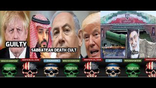Iran Shouldn't Retaliate Right Now! Sabbatean Death Cult Are Itching For Regime Change!!