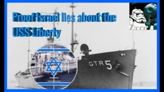 Undeniable Proof Israel Lies About USS Liberty Attack