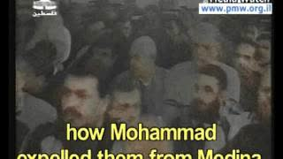 PA cleric: Jews were lowly, hostile and corrupt in the time of Muhammad