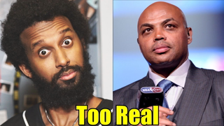 TRUTH BOMB ABOUT RACE? Most blacks & whites are good people, but politicians... | Charles Barkley