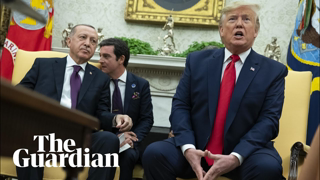 Donald Trump: US left troops in Syria 'only for the oil'
